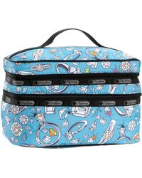 LeSportsac Page Travel Bag,bling,one Size - Blue