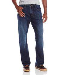 Wrangler - Authentics S Premium Relaxed Straight-leg Jean - Lyst