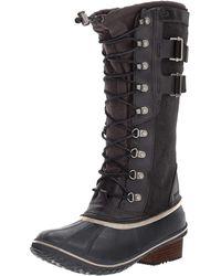Sorel Conquest Carly Ii Snow Boot - Black