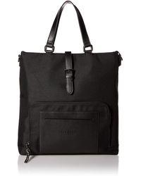 Ted Baker Tidee Nylon Tote Backpack - Black