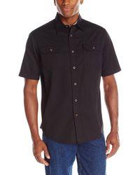 Wrangler Authentics Short-Sleeve Classic Woven Shirt - Mehrfarbig