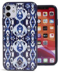Vera Bradley Protective Phone Case - Blue