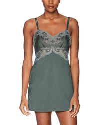 Wacoal Lace Affair Chemise - Green