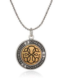 ALEX AND ANI - Path Of Life 20 Inch Adjustable Necklace - Lyst