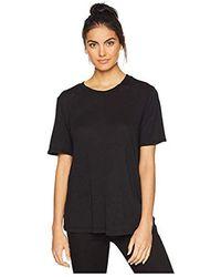 Splendid - Crewneck Short Sleeve Tee T-shirt - Lyst