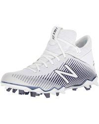 New Balance Freezelx 2.0 Box Lacrosse Shoe - White