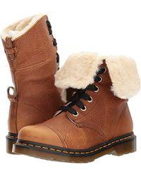 Dr. Martens - Aimilita Fl Fashion Boot - Lyst