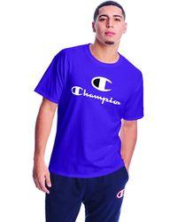 Champion - Classic T-shirt - Lyst
