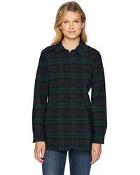 Pendleton Wool Board Shirt - Black