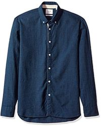 Billy Reid - Standard Fit Button Down Irvine Shirt - Lyst