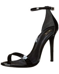Schutz - Cadey-lee High Heel Dress Sandal - Lyst