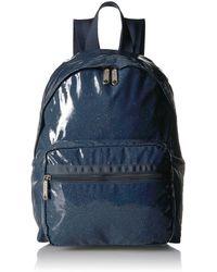 LeSportsac Classic Cruising Backpack - Blue