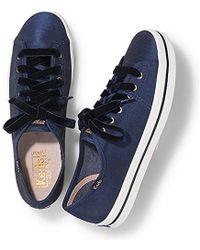 e965155298 Lyst - Keds Keds  triple Deck - Liberty Of London Print  Sneaker in Blue