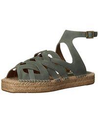 Cynthia Vincent Pebbles Platform Sandal - Multicolor