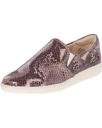 Nine West Lildevil Synthetic Fashion Sneaker - Multicolor