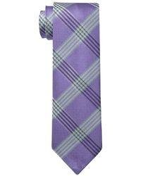 Vince Camuto Waldo Plaid Tie - Green