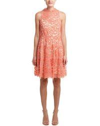 Erin Fetherston Erin Poise Dress - Pink