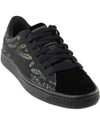 PUMA - Basket Swan Wn's Fashion Sneaker - Lyst