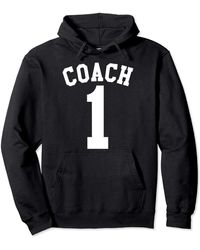 COACH #1 Pullover Hoodie - Blue