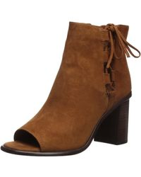 Frye - Amy Side Ghillie Boot - Lyst