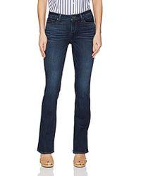 PAIGE - Manhattan Boot Jeans - Lyst