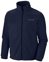 Columbia Steens Mountain Full Zip 2.0, Soft Fleece With Classic Fit - Blue