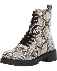 Steve Madden Guided Fashion Boot - Multicolor