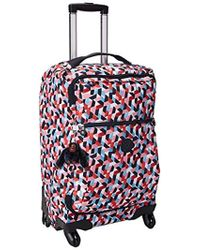 a51fa88d20 Kipling - Darcey Small Carry-on Rolling Luggage - Lyst