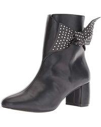 Nanette Nanette Lepore - Nathalie (black Pu) Shoes - Lyst