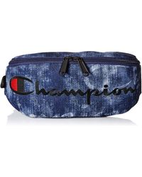 Champion Adult's Prime Sling Waist Pack - Blue