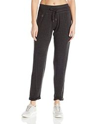 Steve Madden - Mini Loop French Terry Jogger - Lyst