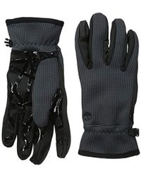 Timberland - Casual Commuter Poly-knit Glove With Touchscreen Technology - Lyst