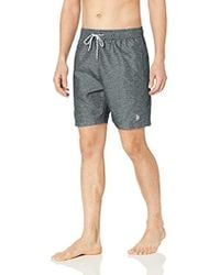 1940d657cc546 Nike Heather Vortex Board Short in Black for Men - Lyst