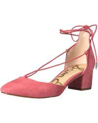 Sam Edelman Loretta Dress Pump - Pink
