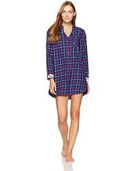 a59ca8a3eb720 Tommy Hilfiger - Sleepdress Nightshirt Pajama Sleepshirt Pj - Lyst
