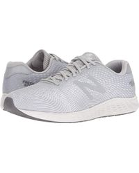 New Balance Arishi Next V1 Fresh Foam Running Shoe - Gray