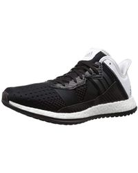 adidas Pure Boost Zg Sneaker Training Shoe - Black