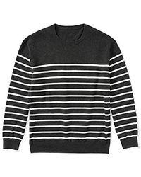 Essentials Mens Big /& Tall Crewneck Sweater fit by DXL