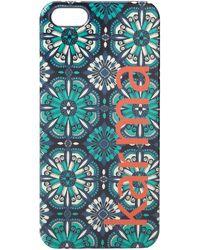 Lucky Brand Karma Iphone Case - Blue