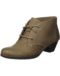 Rockport Brynn Chukka Bootie Ankle Boot - Green
