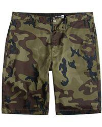 Volcom Vmonty Stretch Chino Shorts - Green