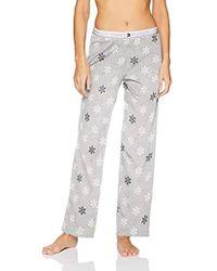 Tommy Hilfiger - Logo Bottom Lounge Pajama Pant Pj - Lyst