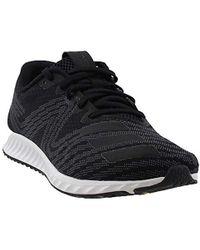detailed pictures a3e87 58d24 adidas - Aerobounce Pr M Running Shoe, Core Blackmetallic Silverwhite,