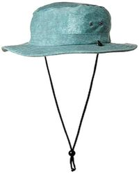 d5c28eab2ee Lyst - Stussy 3-Tone Boonie Hat in Blue for Men