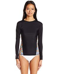 Volcom - Current State Long Sleeve Rashguard - Lyst