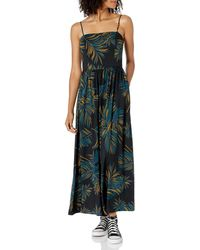 Goodthreads Georgette Smock-Back Cami Maxi Dress Dresses - Multicolore