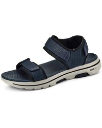 Skechers Gowalk 5 Cabourg-performance Walking Sandal Sneaker - Black