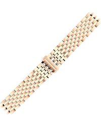 Tissot Rosa Pvd Bracelet - Metallic