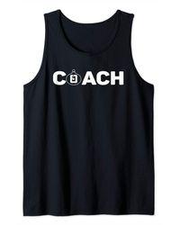 COACH Tank - Black