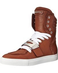 DSquared² - Cambridge High Top Sneaker - Lyst